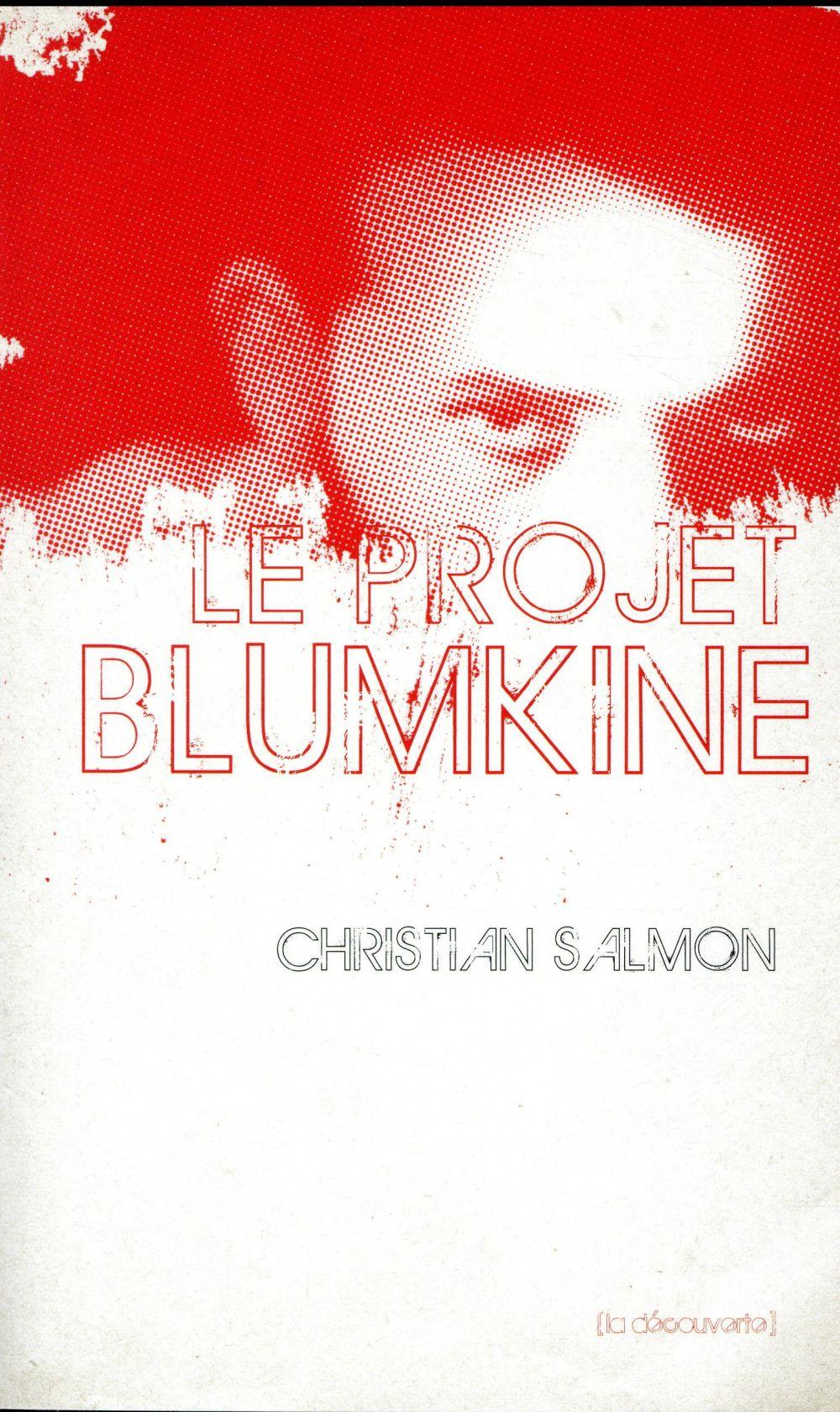 LE PROJET BLUMKINE SALMON CHRISTIAN LA DECOUVERTE