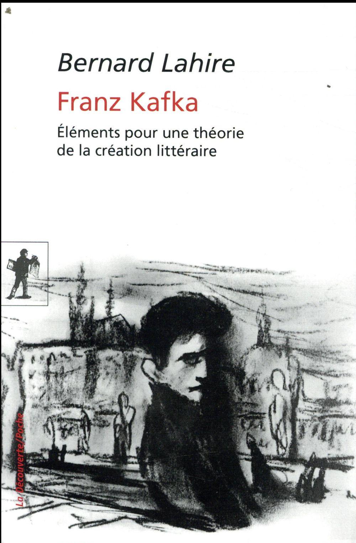 FRANZ KAFKA  LA DECOUVERTE