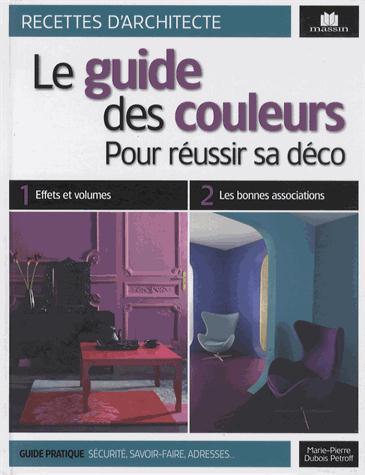 GUIDE DES COULEURS NON RENSEIGNÉ C. Massin