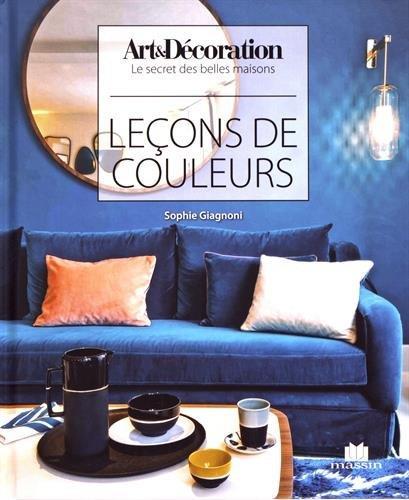 LECONS DE COULEURS GIAGNONI, SOPHIE CHARLES MASSIN