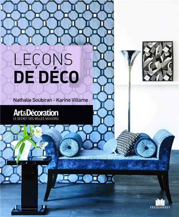LECONS DE DECO