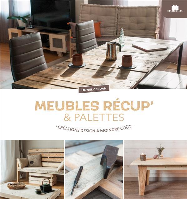 MEUBLES RECUP & PALETTES CERDAN LIONEL CHARLES MASSIN