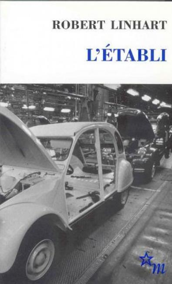 L'ETABLI LINHART, ROBERT MINUIT