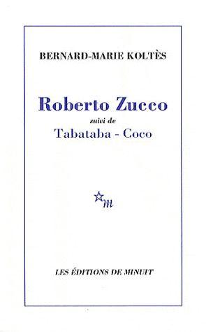 ROBERTO ZUCCO  -  TABATABA ET COCO