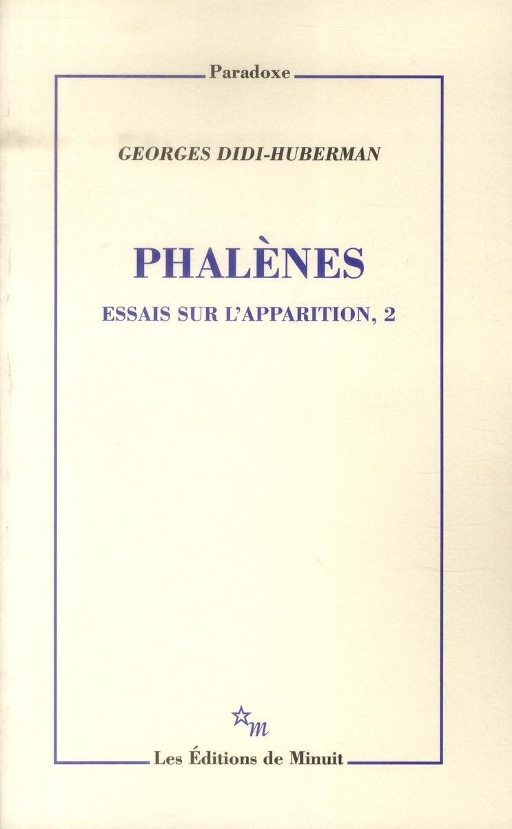 PHALENES ESSAIS SUR L APPARITION 2