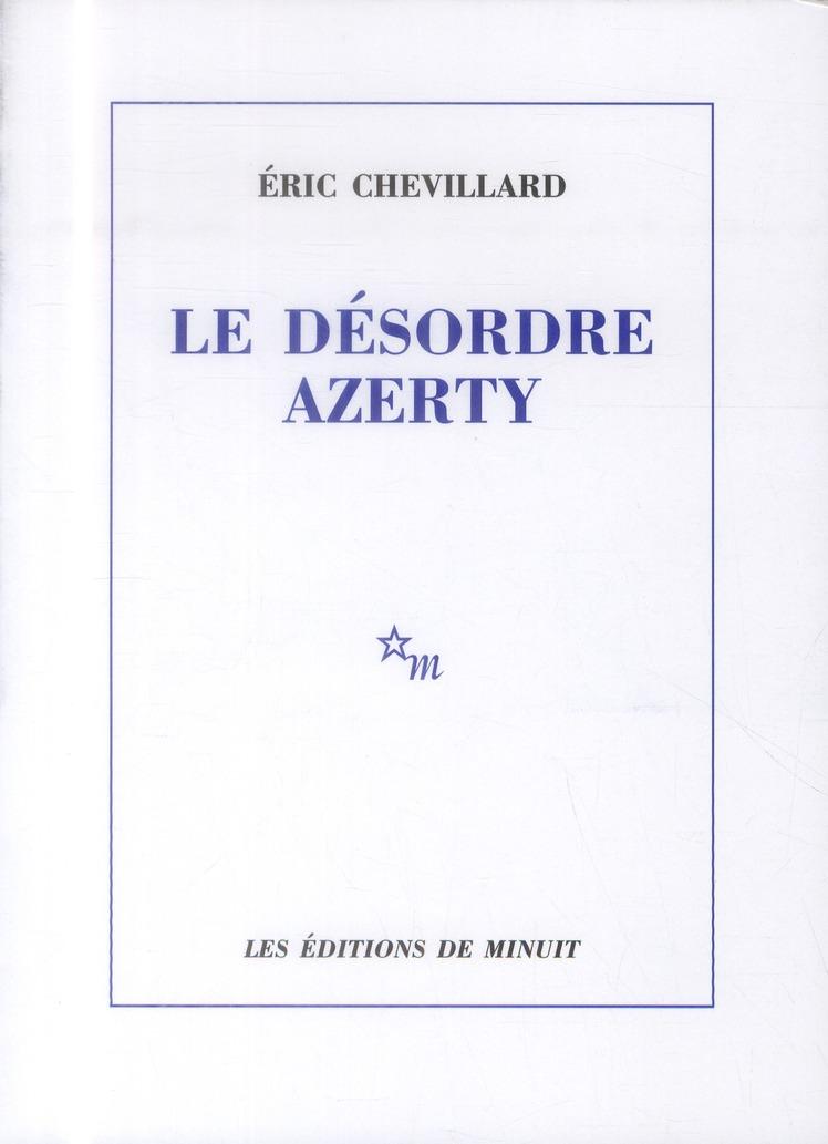 LE DESORDRE AZERTY