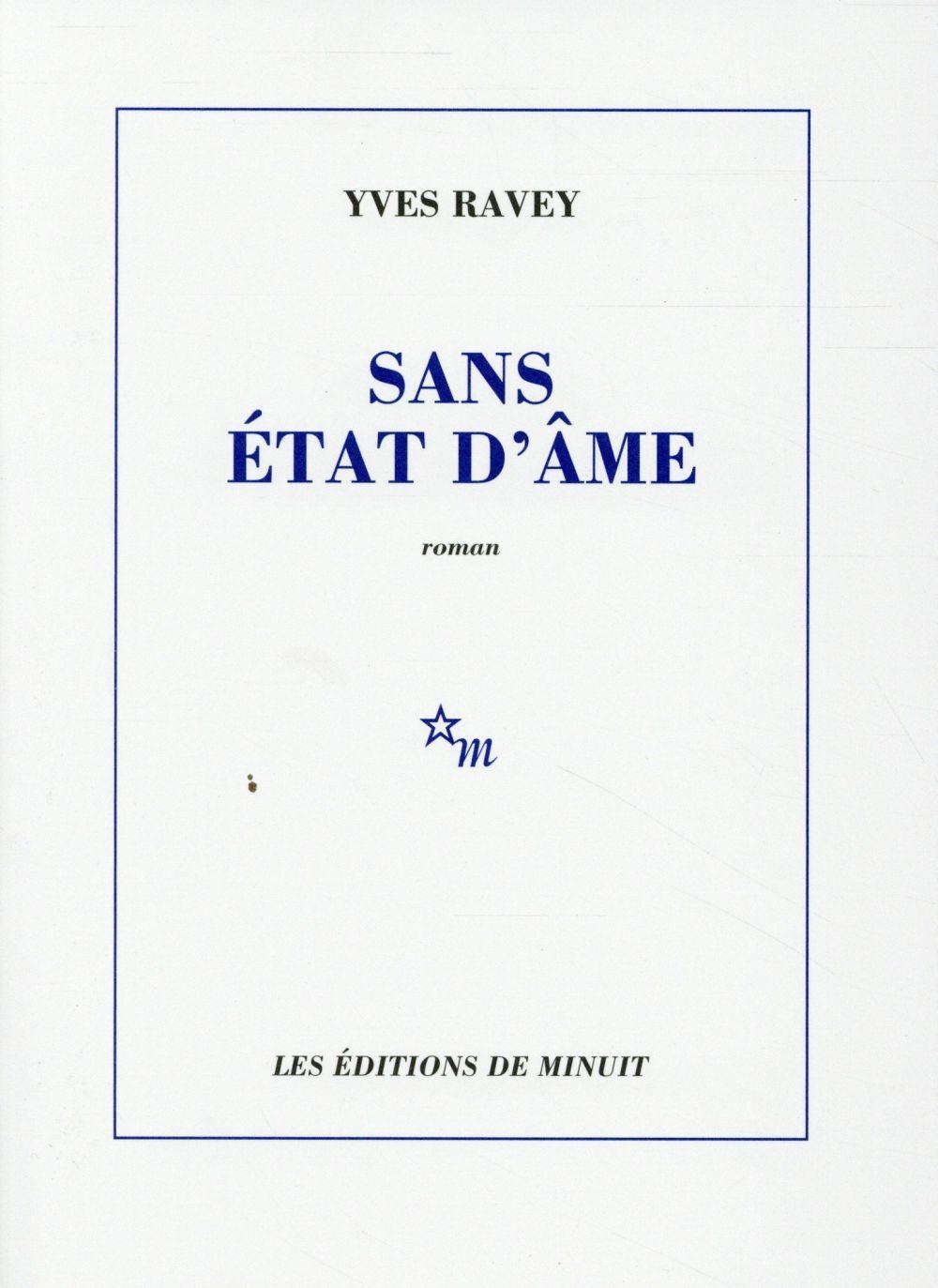 SANS ETAT D'AME