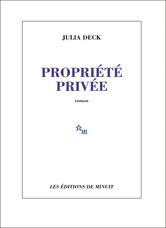 PROPRIETE PRIVEE