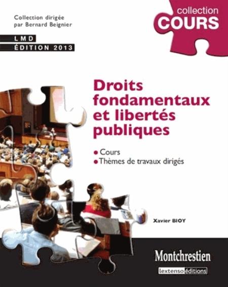 DROITS FONDAMENTAUX ET LIBERTES PUBLIQUES