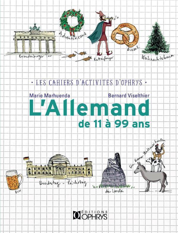 L'ALLEMAND DE 11 A 99 ANS