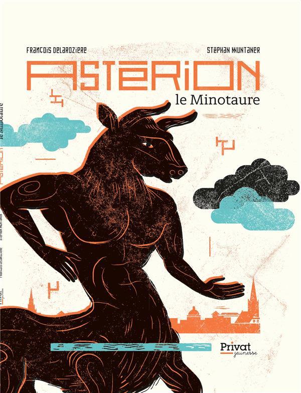 ASTERION LE MINOTAURE