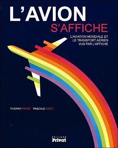 AVION S'AFFICHE (L') FAVRE-NIZET PRIVAT