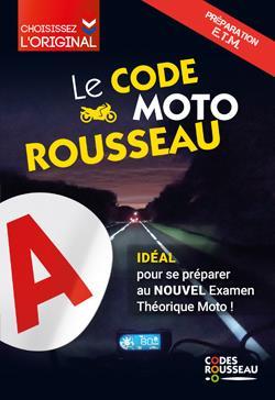 CODE ROUSSEAU  -  MOTO (EDITION 2020) XXX MICHELIN