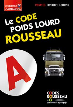 CODE ROUSSEAU  -  POIDS LOURD (EDITION 2020) XXX MICHELIN