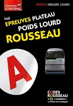 CODE ROUSSEAU  -  EPREUVES PLATEAU POIDS LOURD (EDITION 2020) XXX MICHELIN