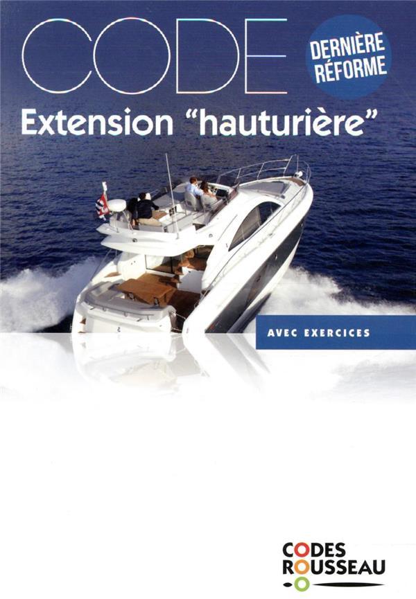 CODE ROUSSEAU  -  CODE EXTENSION HAUTURIERE   MICHELIN