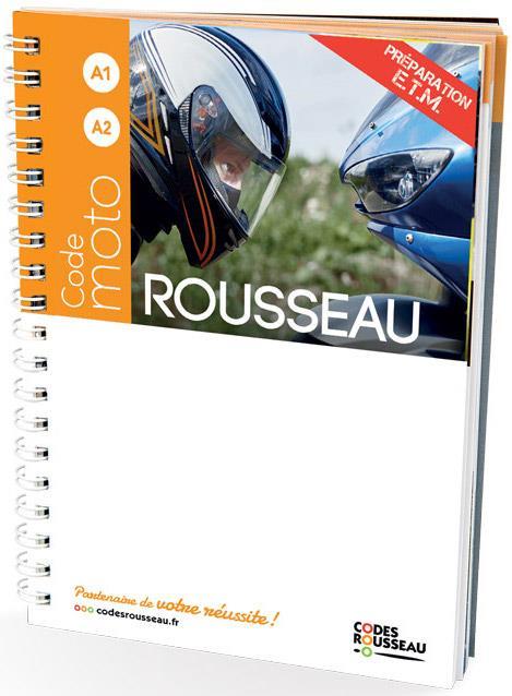 CODE ROUSSEAU  -  MOTO (EDITION 2021) XXX MICHELIN