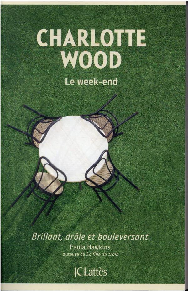 LE WEEK-END WOOD CHARLOTTE CERF