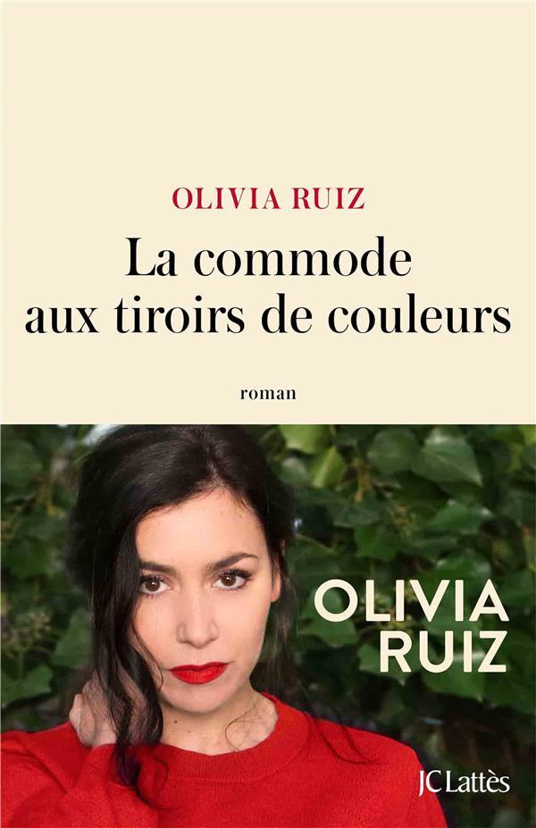 LA COMMODE AUX TIROIRS DE COULEURS RUIZ, OLIVIA CERF