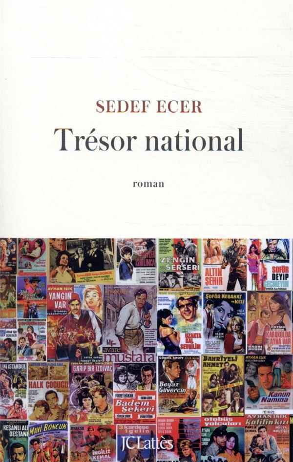 TRESOR NATIONAL ECER SEDEF CERF