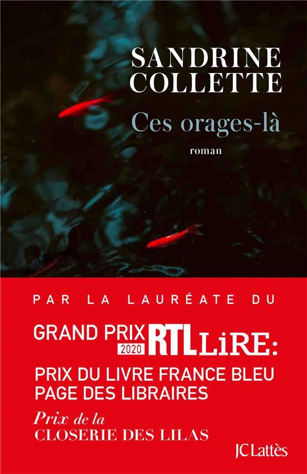 CES ORAGES-LA COLLETTE SANDRINE CERF