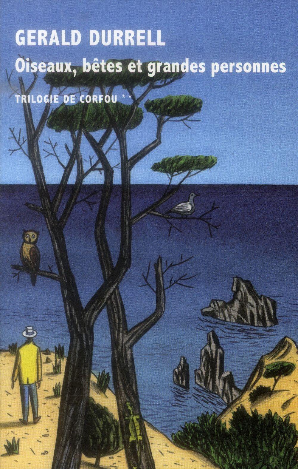 TRILOGIE DE CORFOU, II : OISEA DURRELL GERALD TABLE RONDE
