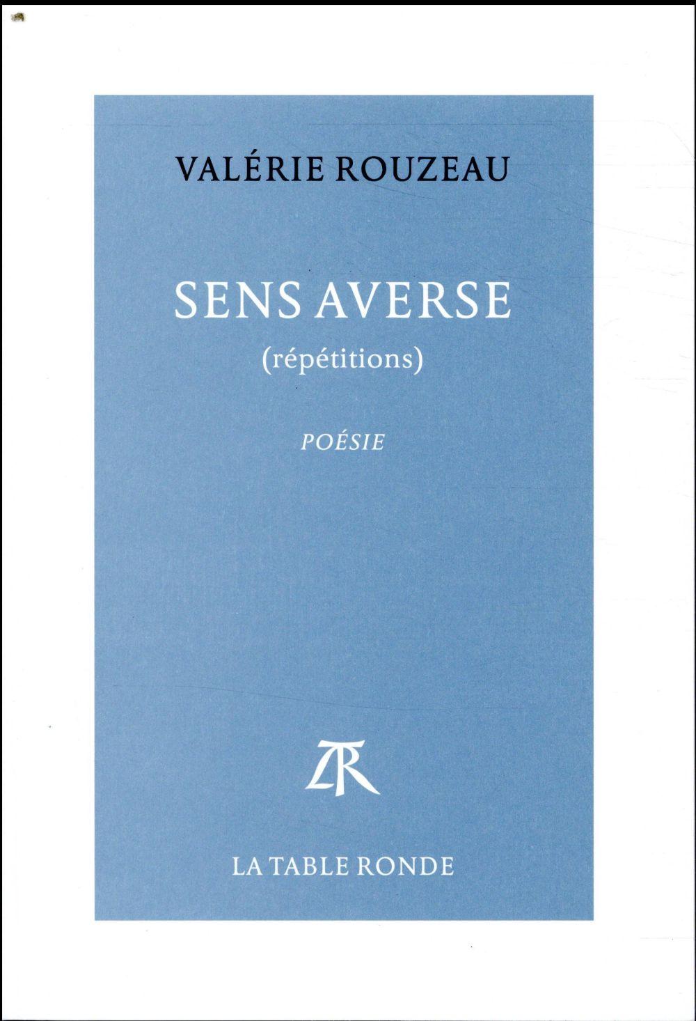 SENS AVERSE - (REPETITIONS)