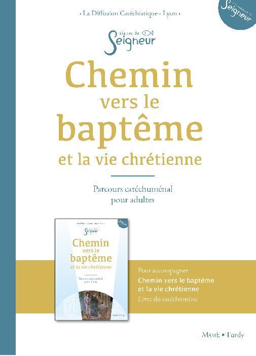 CHEMIN VERS LE BAPTEME - ADULTE - DOC ACCOMPAGNATEUR