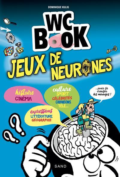 WC BOOK JEUX DE NEURONES KULIG/PETIOT TCHOU