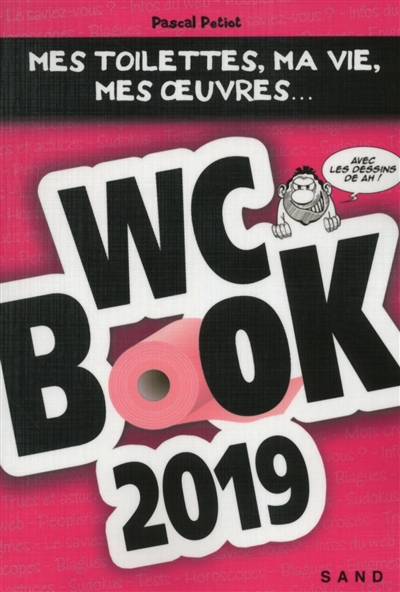 WC BOOK 2019  TCHOU