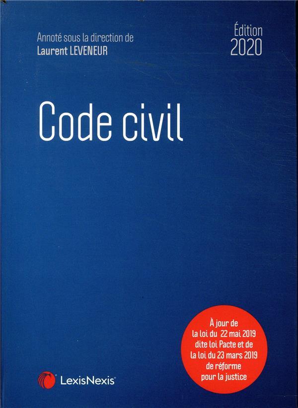 CODE CIVIL (EDITION 2020)