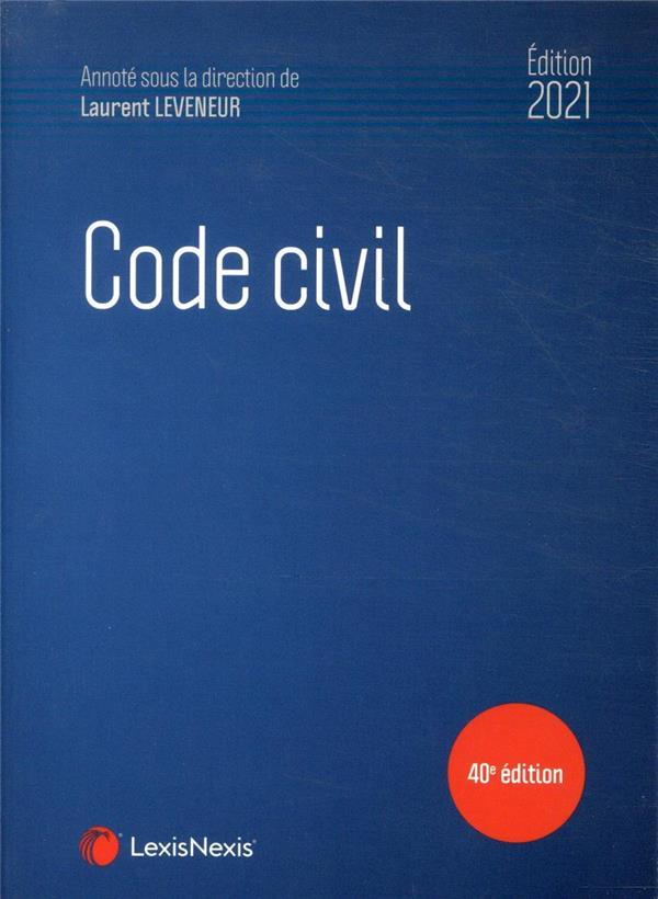 CODE CIVIL (EDITION 2021)