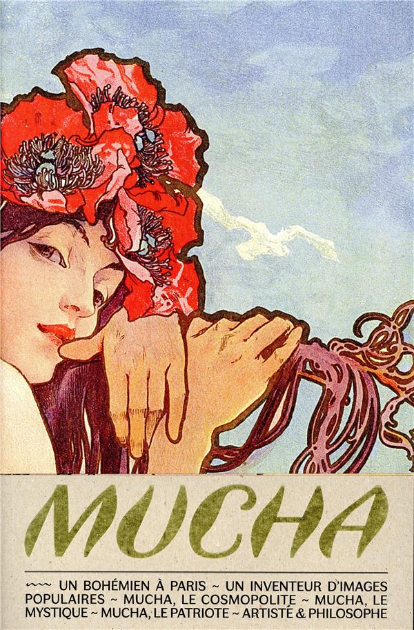 MUCHA, MAITRE DE L'ART NOUVEAU CATALOGUE