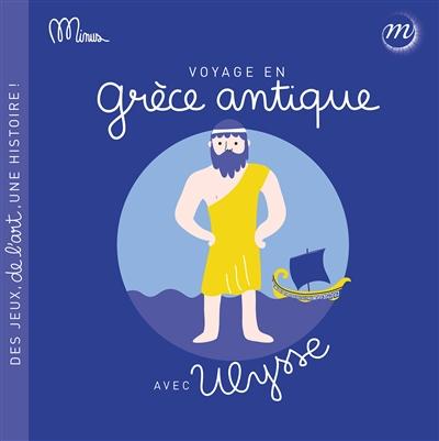 VOYAGE EN GRECE ANTIQUE AVEC U COLLECTIF RMN