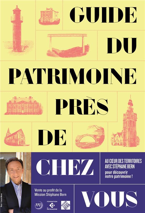 GUIDE DU PATRIMOINE PRES DE CH BERN STEPHANE / VIEV RMN