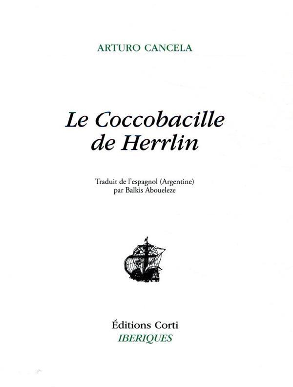 LE COCCOBACILLE DE HERRLIN