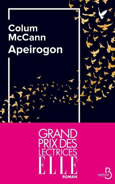 APEIROGON MCCANN, COLUM BELFOND