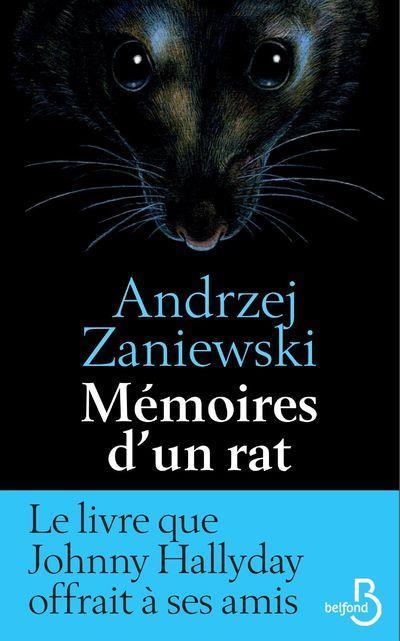 MEMOIRES D-UN RAT (NOUVELLE ED ZANIEWSKI ANDRZEJ BELFOND
