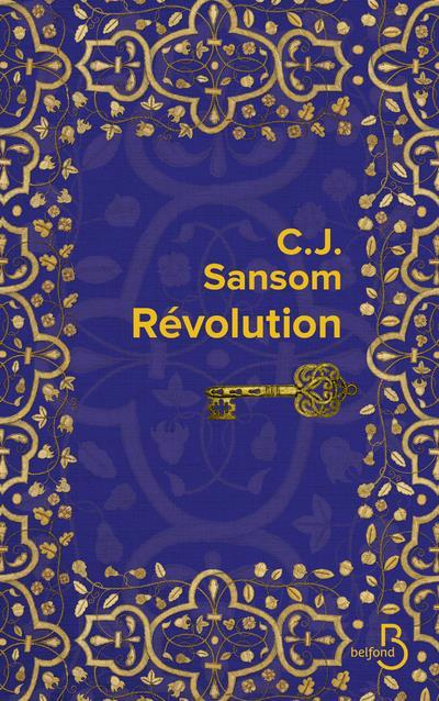 REVOLUTION SANSOM, C. J. BELFOND