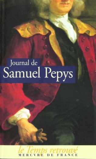 PEPYS S - JOURNAL
