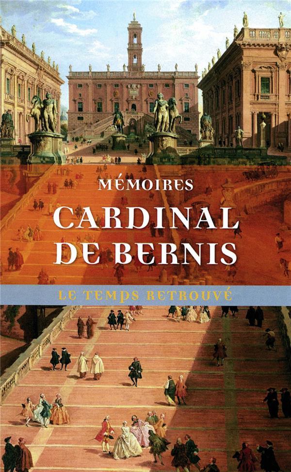 MEMOIRES BERNIS/ROUART MERCURE DE FRAN