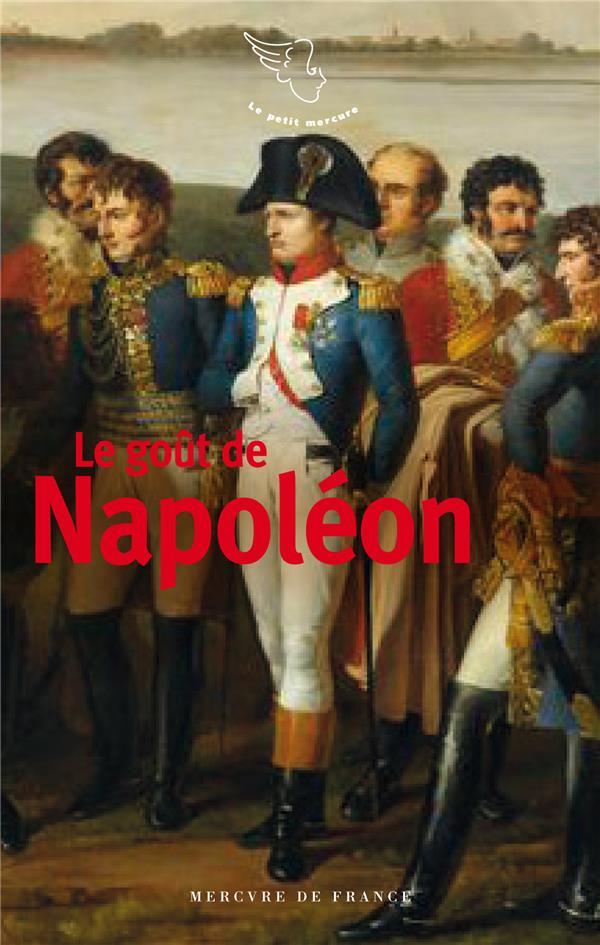 LE GOUT DE NAPOLEON
