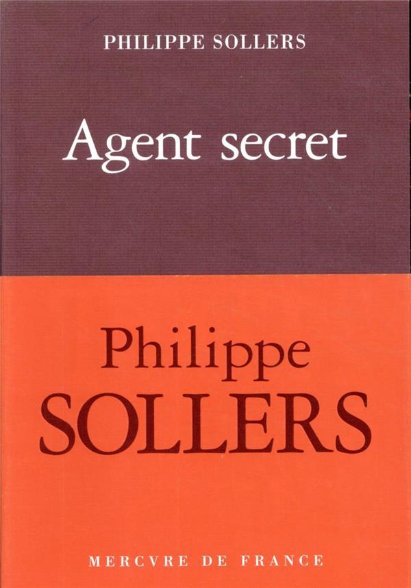 AGENT SECRET SOLLERS PHILIPPE MERCURE DE FRAN
