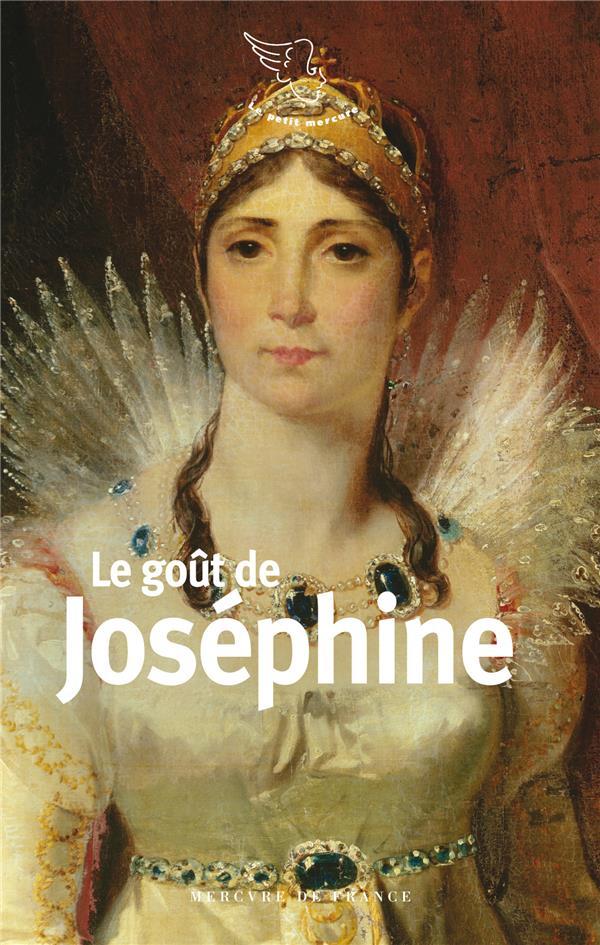 LE GOUT DE JOSEPHINE