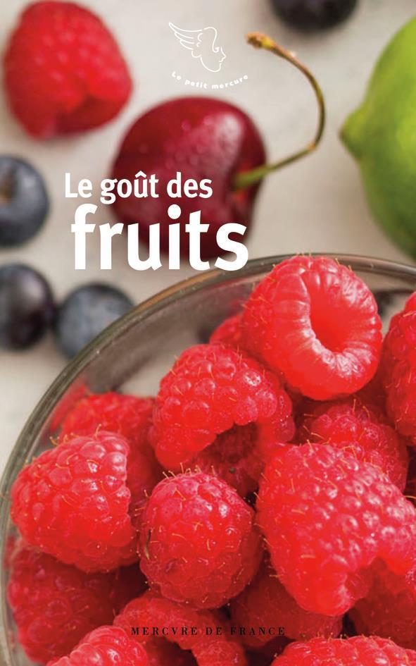 LE GOUT DES FRUITS