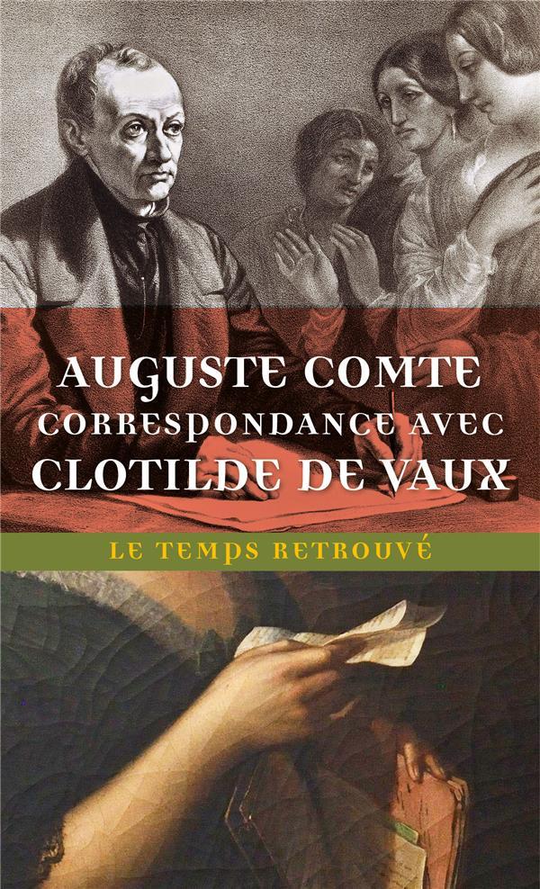 CORRESPONDANCE AVEC CLOTHILDE