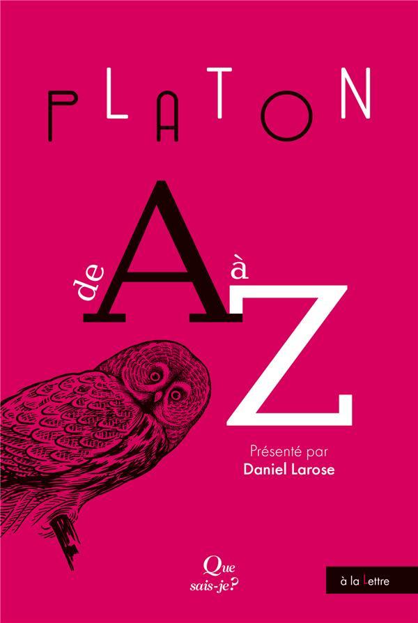 PLATON DE A A Z