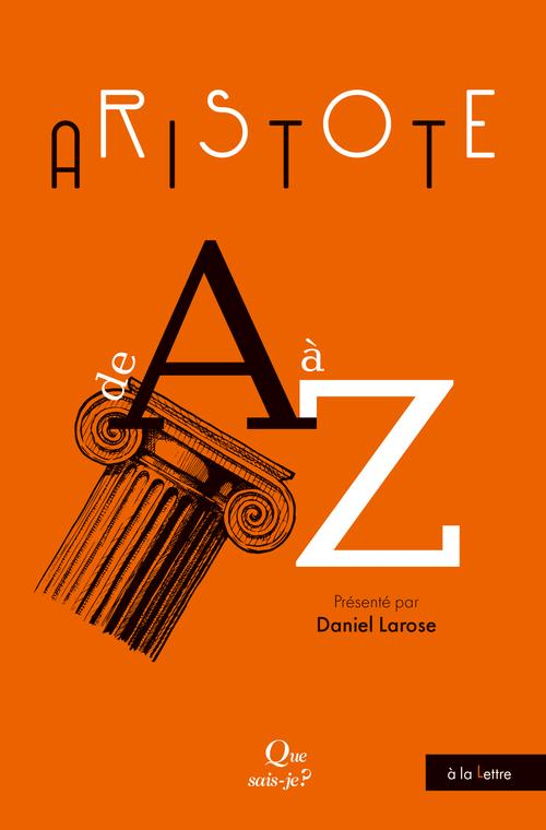 ARISTOTE DE A A Z