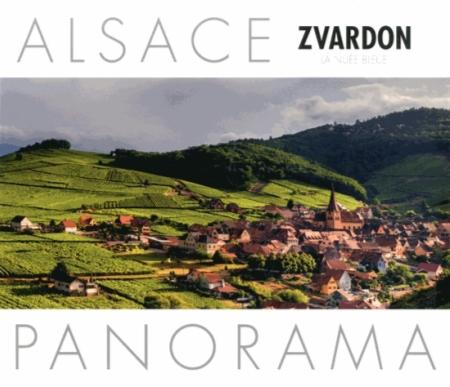 ALSACE PANORAMA ZVARDON NUEE BLEUE /QUOTIDIEN RETOURS