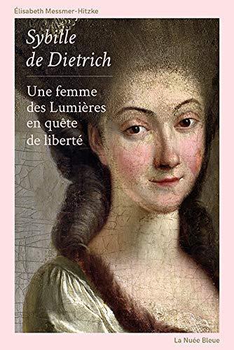 SYBILLE DE DIETRICH, LA BARONN ELISABETH MESSMER-HI LA NUEE BLEUE